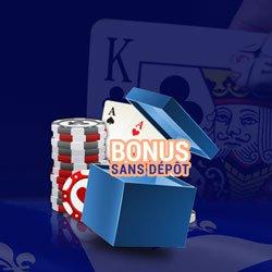 Jouez avec les bonus sans depot