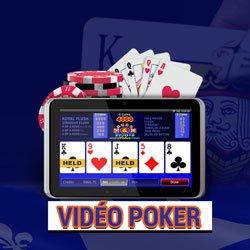 Le video poker